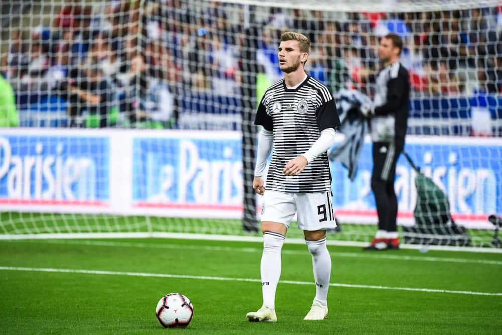 Timo Werner speaks for first time after Chelsea move