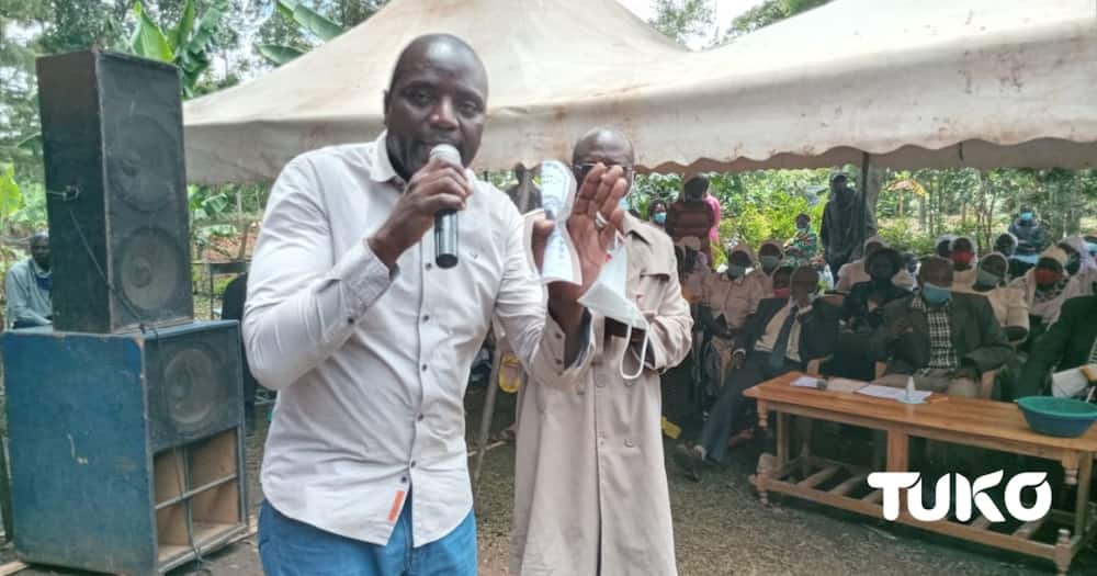 Evans Kakai: Bruised UDA Candidate in Kabuchai By-election Promises Major Comeback in 2022