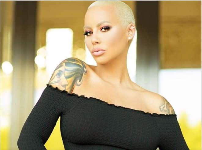 Amber Rose net worth in 2020