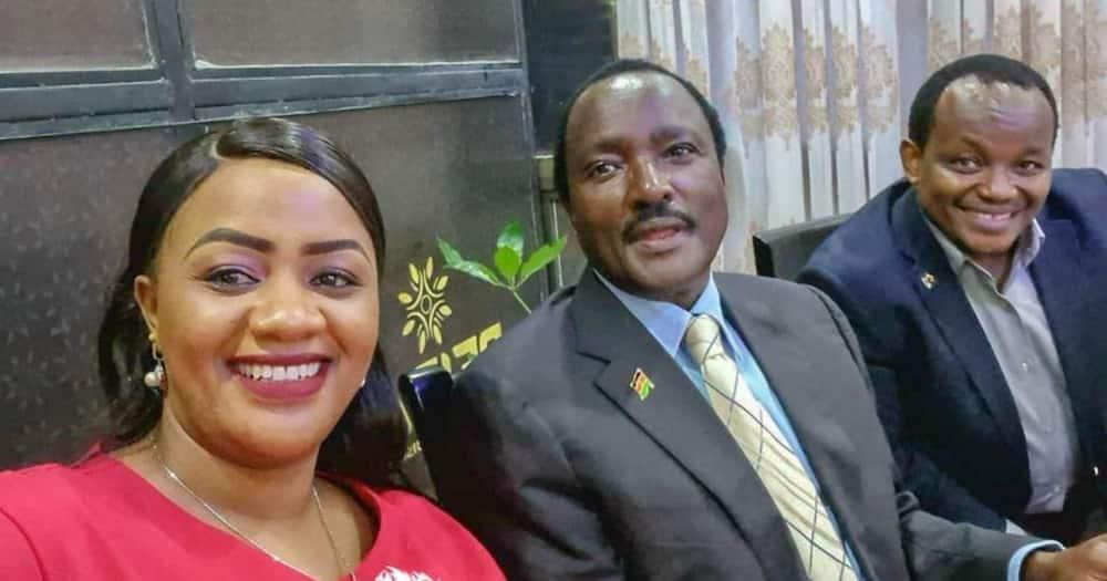 Wakazi wa Nyeri wakosa kumskiza Kalonzo, waimba jina la DP Ruto