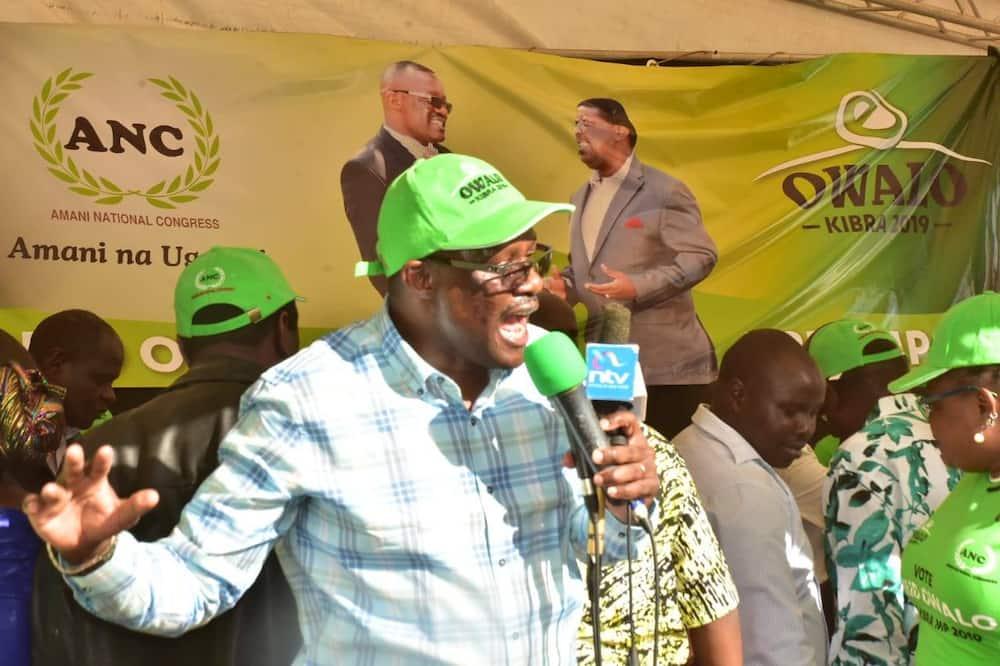 Musalia Mudavadi declares himself official Opposition leader after US visit