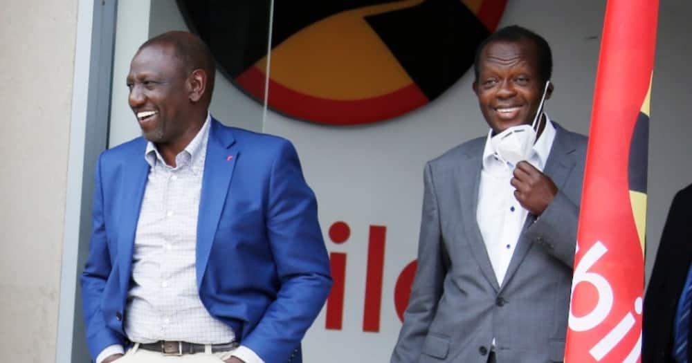 Mwalimu Dida asema DP Ruto angejiondoa Jubilee kabla ya kufurushwa