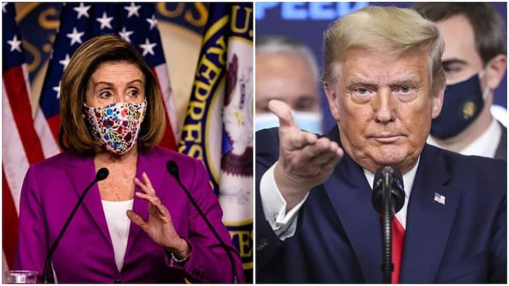 Capitol Violence: Resign immediately to avoid impeachment, Pelosi tells Trump
