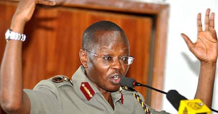 IG Boinnet confirms Hesy is not a police officer but excitable fellow