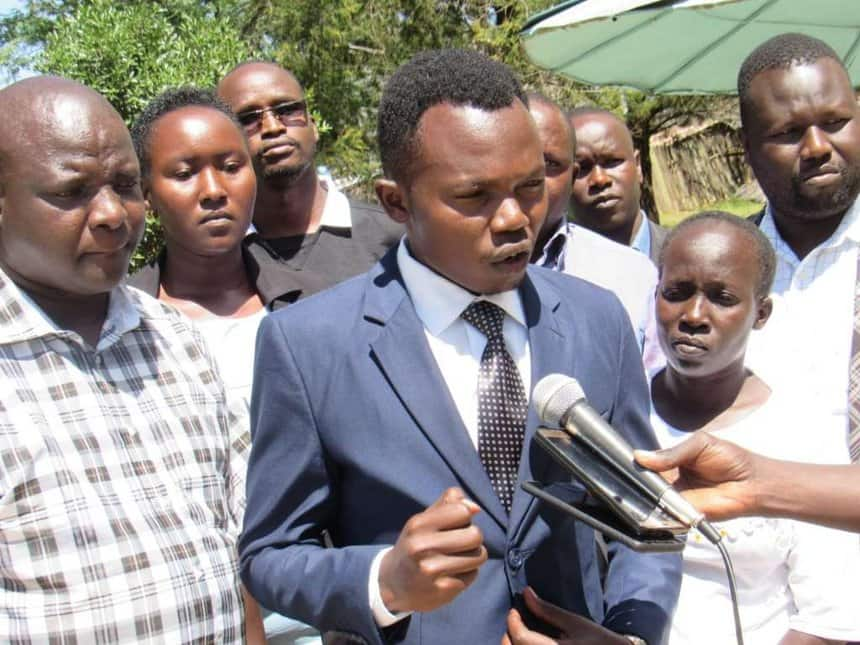 Baringo youths lecture Uhuru, threaten to call for fresh elections over underdevelopment