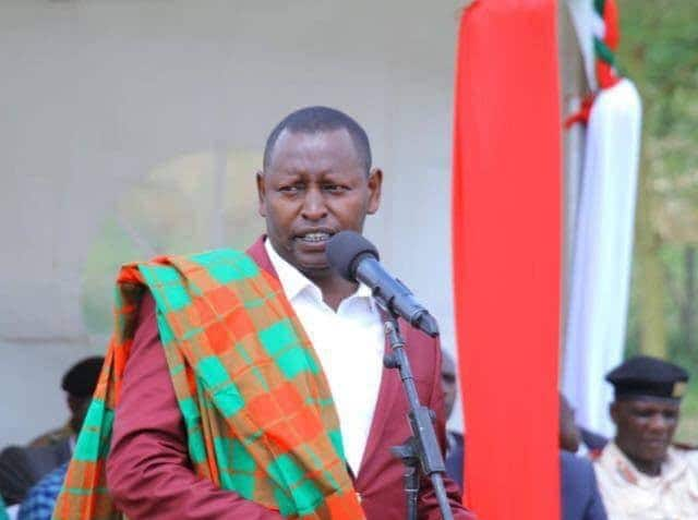 Samburu governor says there's no coronavirus in his county, disagrees with Health Ministry