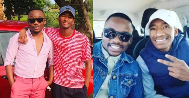 37-year-old man celebrates son who turned 21, social media can't tell them apart