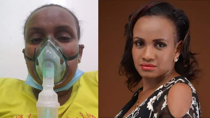 Wanja Mwaura: Generous Woman Battling COVID-19 Thanks Kenyans for Praying for Her after She'd Given Up