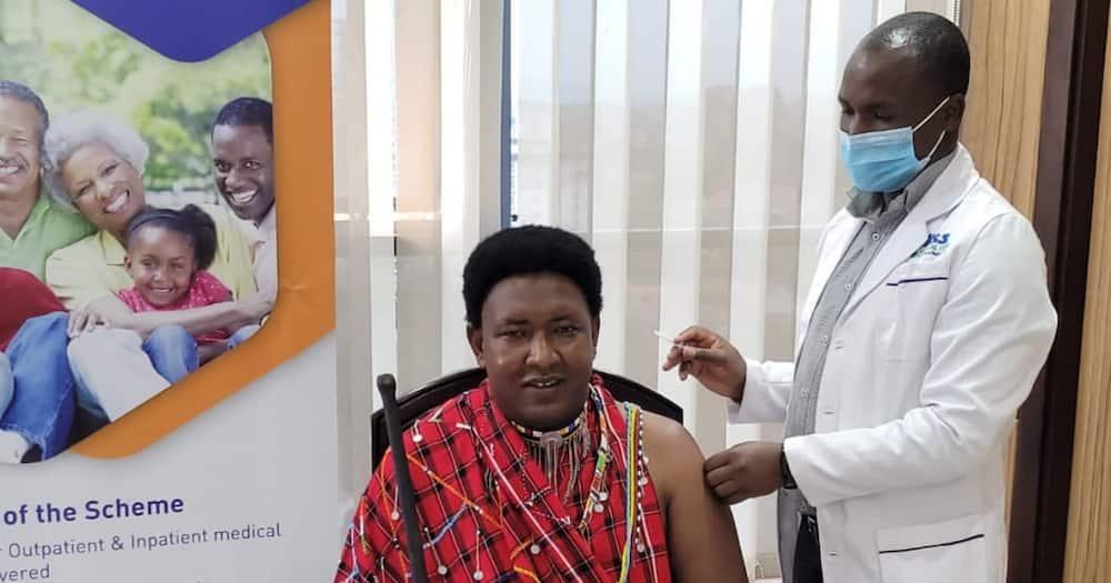 Senator Ledama Claims AstraZeneca Vaccines Will Soon Be Replaced By Suspended Sputnik V Jabs