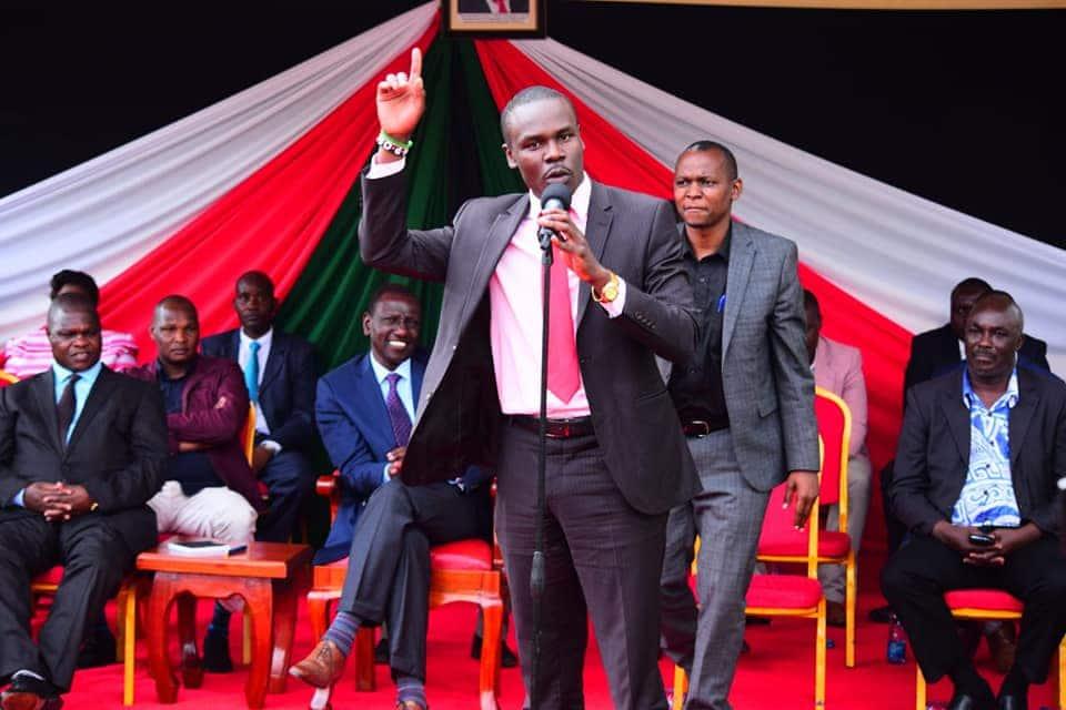 Mbunge Silvanus Osoro adai polisi wana njama ya kumkamata
