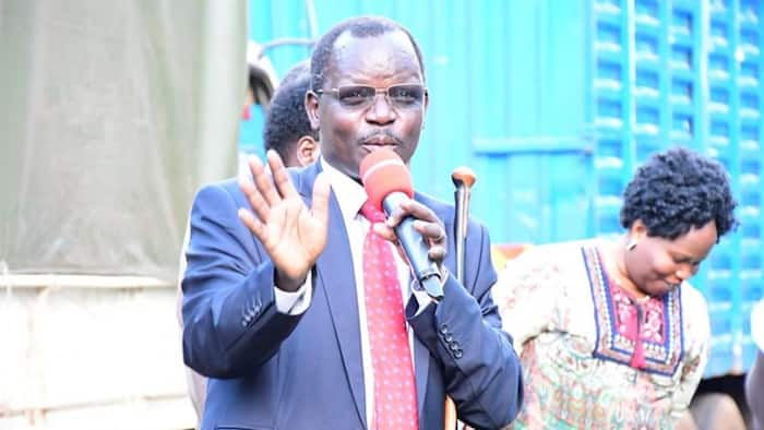 Governor Lonyangapuo Registers New Party after Ditching Gideon Moi's KANU