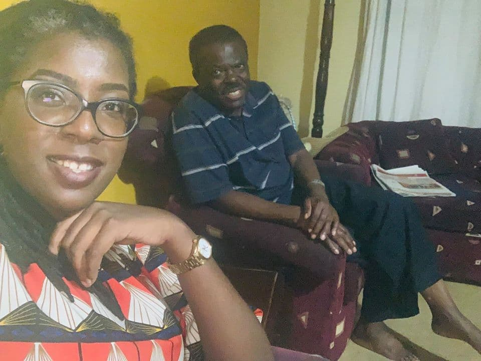 BBC reporter Ciru Muiruki's father dies