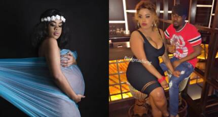 Curvy Nairobi Diaries star Bridget Achieng denies claims she was impregnated by Vera Sidika's ex-lover