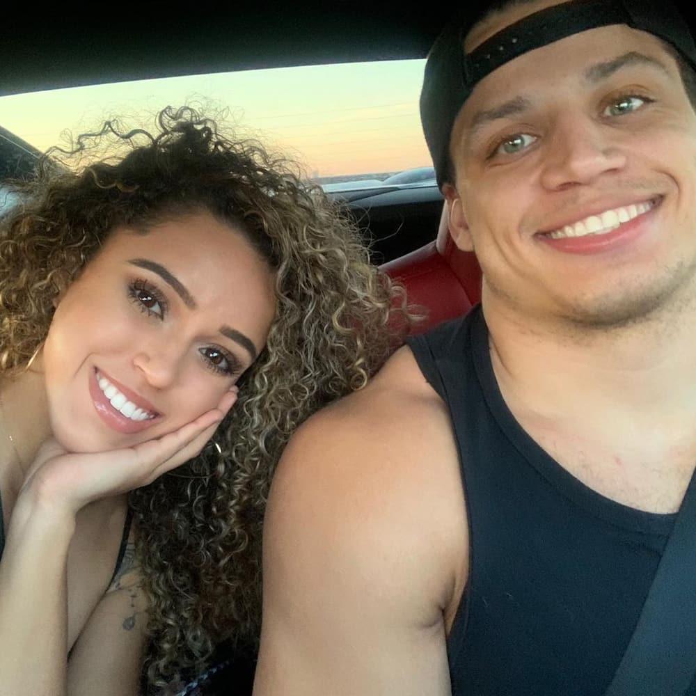 Tyler1's girlfriend