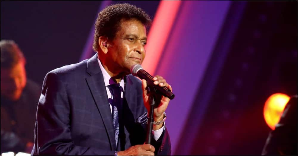 Charley Pride: country music legend dies after Covid complications