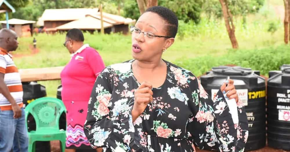 Murang'a: Mwakilishi wa Wanawake Sabina Chege Kuwania Ugavana 2022