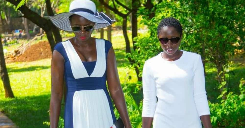 Akothee gushes over beautiful daughter Fancy Makadia, laments not seeing her since December