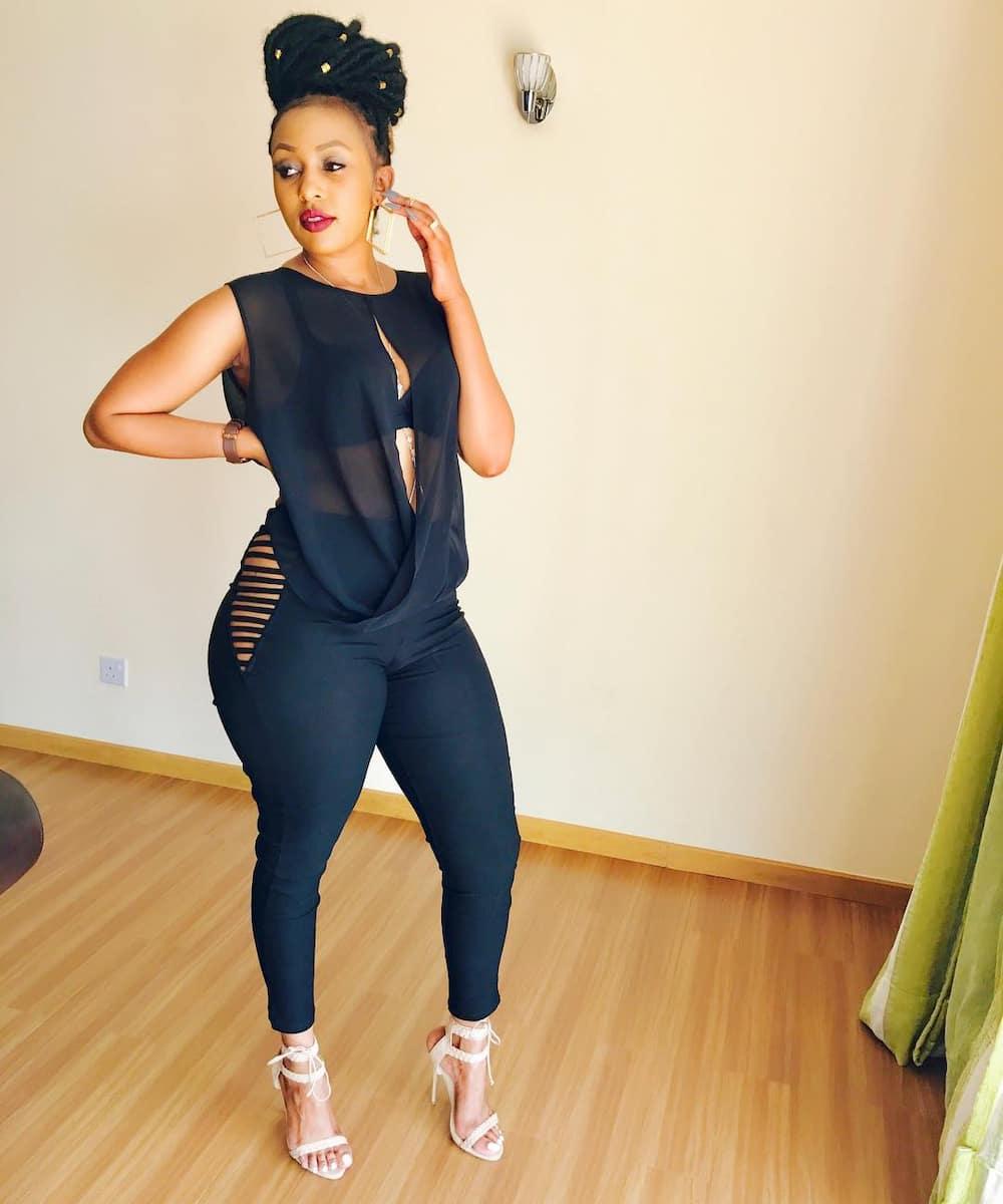 amber ray, amber ray age, amber ray kenyan socialite