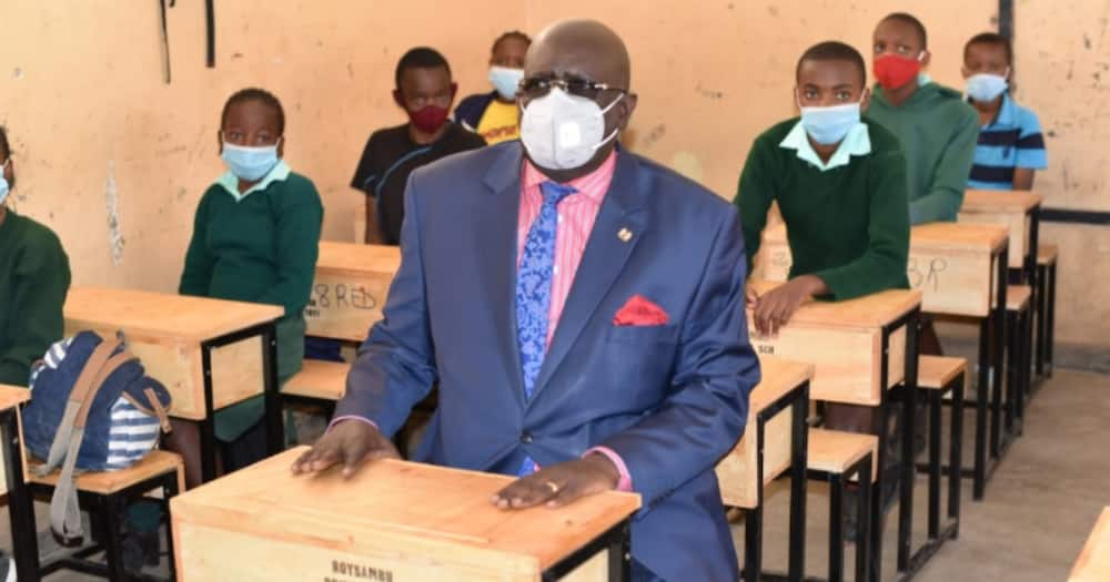 CS George Magoha says students in shut private schools to be enrolled in government schools