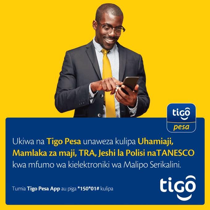 tigo business tanzania