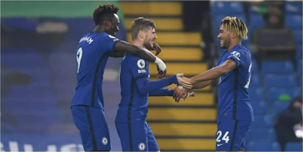 Chelsea vs Sheffield United: Abraham, Werner scores a Blues win by 4-1