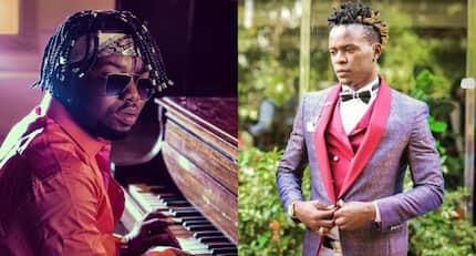 Fast rising Kenyan musician cries foul after his song was banned over Willy Paul