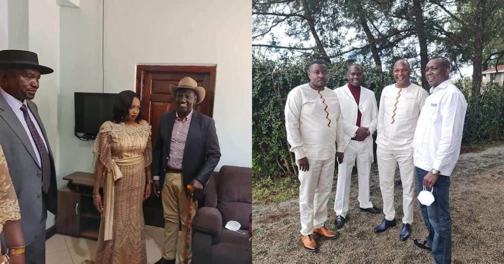 Ruracio: Seneta wa Nakuru Susan Kihika alipiwa mahari