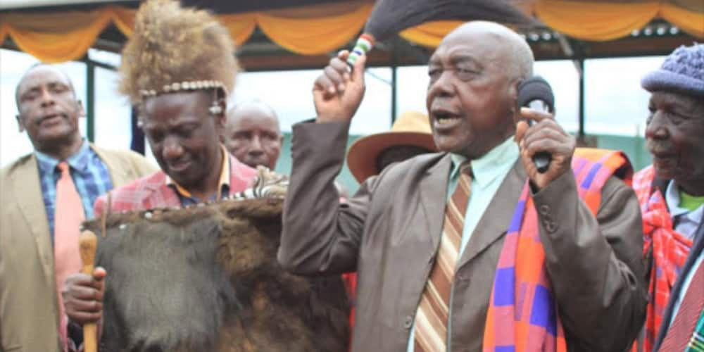 Section of Kalenjin elders dismiss William Ruto, says he only runs to them when in need