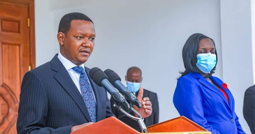 Alfred Mutua Says CJ Nominee Martha Koome Should be Open to Importing Staff to Transform Judiciary
