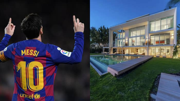 Inside stunning KSh 23m-a-month mansion Messi is cooling off in Miami after Copa America triumph