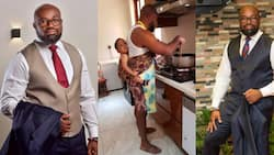 Doing House Chores Isn't a Favour to Your Wife, Millionaire Daniel McKorley