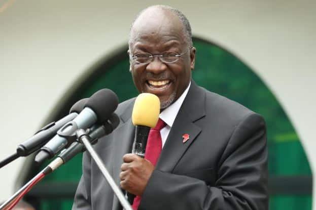 John Pombe Joseph Magufuli