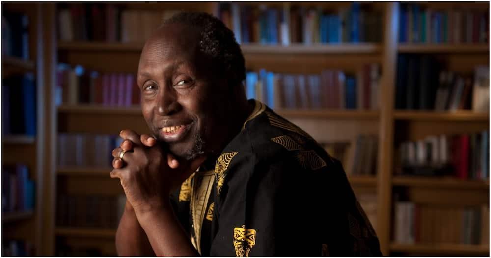 Prolific Kenyan Writer Ngugi wa Thiong'o Recognised for Genre-Defying Novel