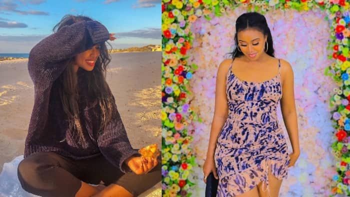 I Will Be in My Wedding Gown and Veil in 2022, Otile Brown's Ex Lover Nabbi Assures Fans