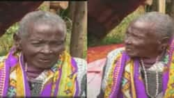 Nandi: 111-Year-Old Grandmother Discloses Eating Ugali, Mursik Are Secrets to Her Long Life