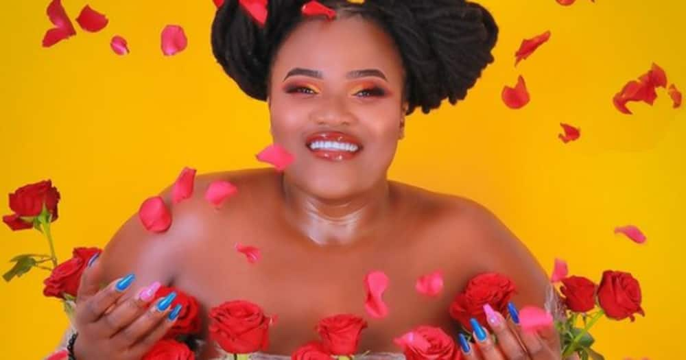 Sandra Dacha is charging people KSh 31k to attend her 31st birthday party. Photo: Sandra Dacha.