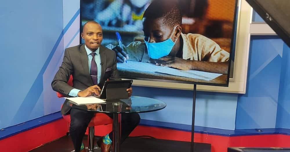 Swahili News Anchor Lofty Matambo Announces Exit from KTN after 7 Years