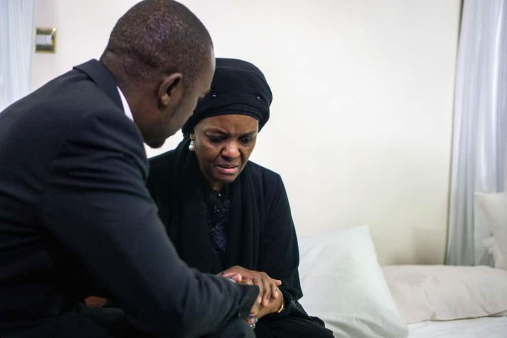 What happened to Grace Mugabe?