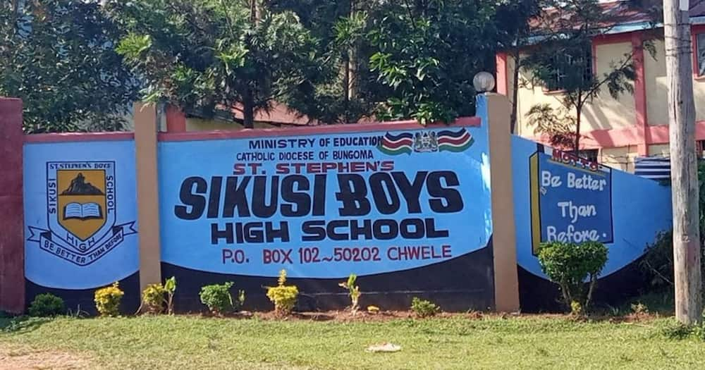 Bungoma school thrown into mourning after principal dies