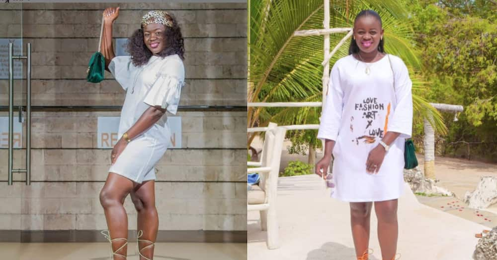 Marriages Don't Break Because She's a Slayqueen or Feminist, Akothee's Sister Says