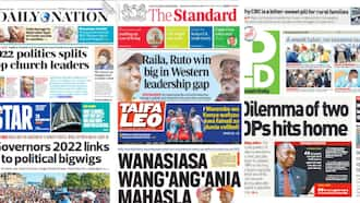 Kenyan Newspapers Review for Sep 20: Dilemma as MPs Push For Constitutional Amendments To Allow 2 Deputy Presidents