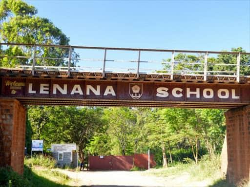 Lenana school