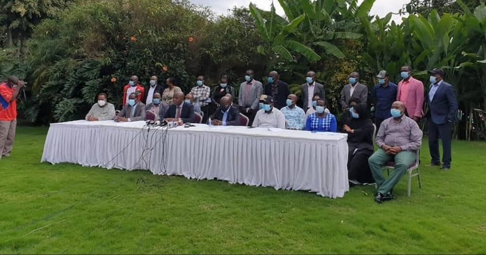 """MCAs From 47 County Assemblies Thrash High Court Ruling on Bbi: """"strange, Suspicious"""""""