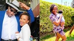 "Willis Raburu Compliments Baby Mama Ivy Namu's Beauty in Cute Post: ""Fine Wine Legit"""