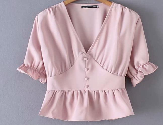 blouse models