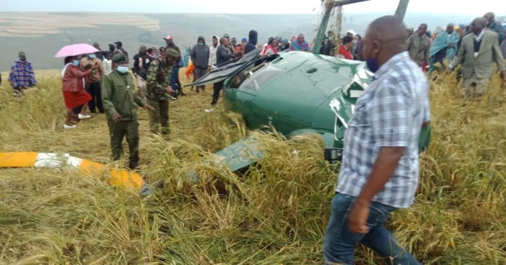 Samuel ole Tunai: Government launches investigations into Narok crash