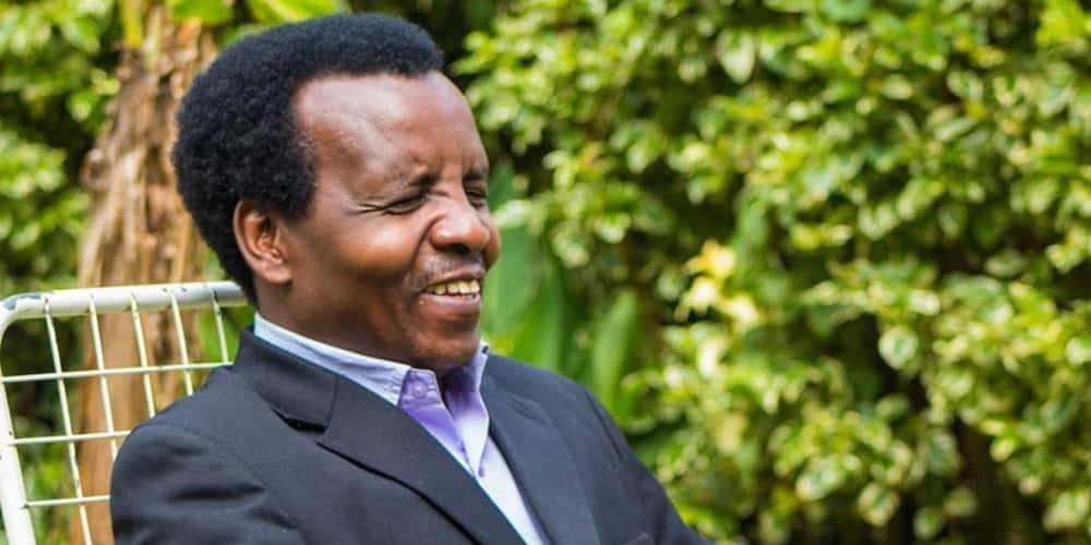 It's time we exorcise the 'ghost' of borrowing in Uhuru's government - Reuben Kigame