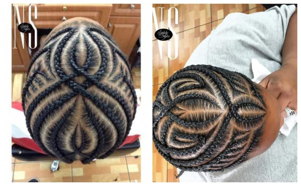 allen iverson braids
