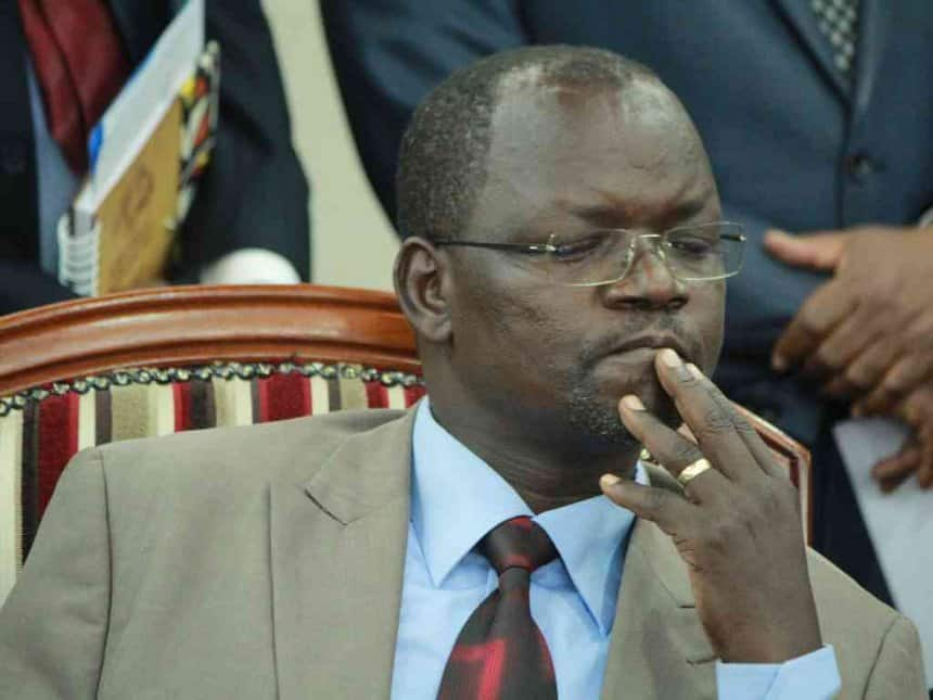 Court stops police from arresting West Pokot governor