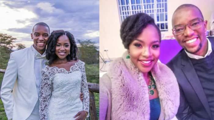 Couple Goals: 11 Delightful Photos of Waihiga Mwaura, Joyce Omondi that Will Leave You Yearning for Marriage